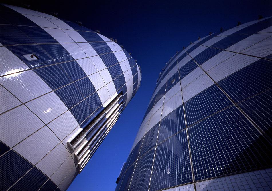 東京湾アクアライン・風の塔