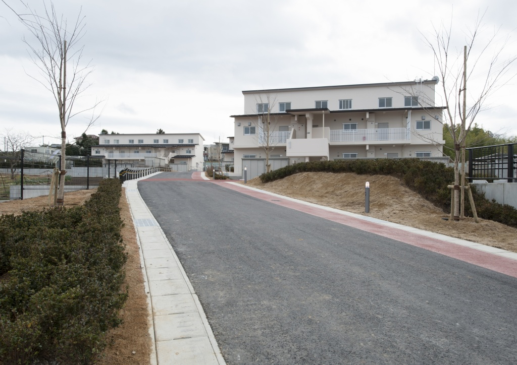 愛宕東災害町営住宅