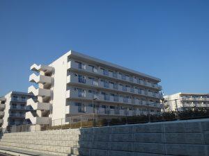 小名浜団地